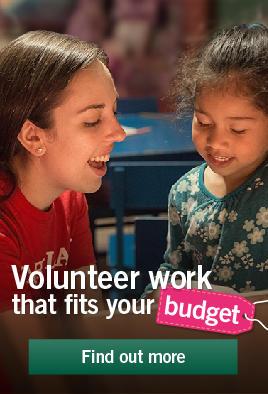 Volunteering On a Budget