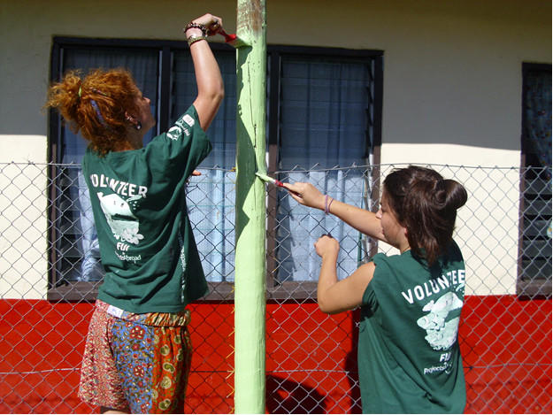 Ghana and Argentina Most Popular Destinations for High School Volunteers