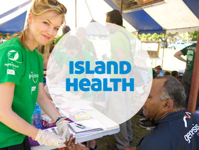 Options for combining health outreach projects in Fiji and the Philippines