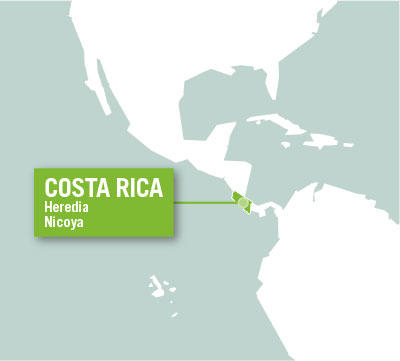Projects Abroad is based in Heredia and Nicoya, Costa Rica.