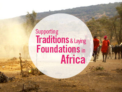 Options for combining 3 projects focused on teaching, building, and the community, in Kenya, Tanzania, and South Africa.