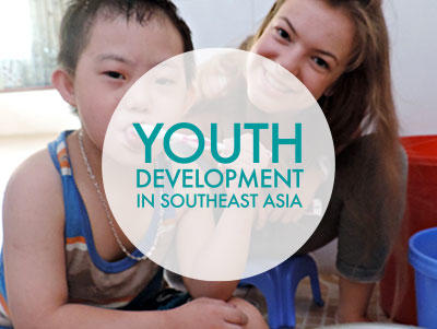 Options for combining youth education projects in Vietnam, Cambodia, and Thailand.