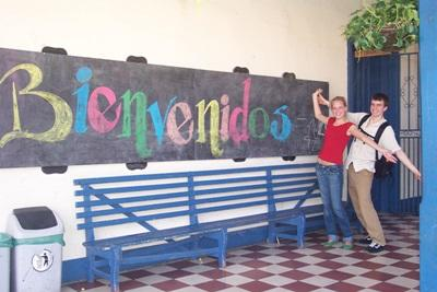 Volunteers enjoy free time whil on their Internship in Central America with Projects Abroad