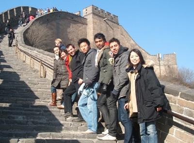 Voluntourism in China