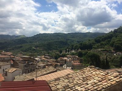 A view of Reggio di Calabria, a town in Italy, Europe