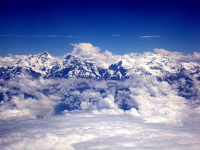 Volunteer in Nepal and visit the snow capped peaks of Mount Everest in Asia.