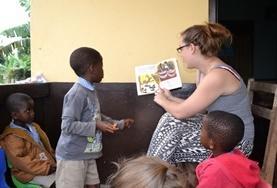 Volunteer in Ghana: Care