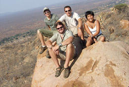 High school volunteer in South Africa: Conservation