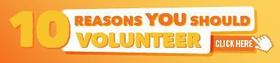 Top Ten Reasons to Volunteer Abroad infographic