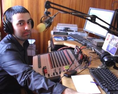 A Projects Abroad Journalism intern hosts his own radio show at his placement in Ghana.