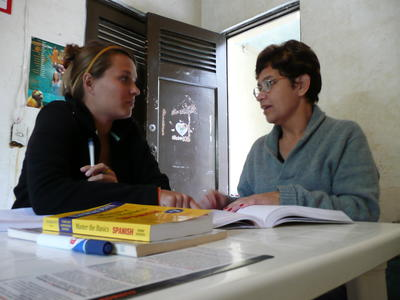 Learn Spanish on a Language Course in Belize