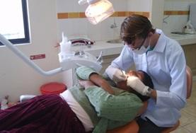 Observe Bolivian dentists as they perform dental procedures on patients for your Dentistry Elective.