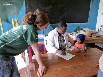 Nursing Electives in Tanzania