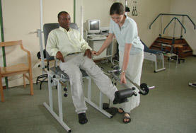 Volunteer in Ghana: Physiotherapy School Electives