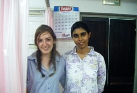 Dentistry interns can observe and assist local dentists in Sri Lanka.