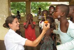 Volunteer in Ghana: Professional Social Worker