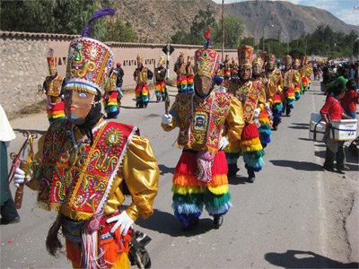 Teaching in Peru